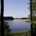 Žeimenio ežero vaizdai